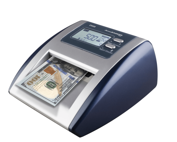 Equipos Financieros Detectores de Billetes